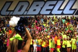 Raiders shine on neon day